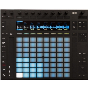 Ableton Push 2 + Live 11 Intro instrument / kontroler MIDI  (...)