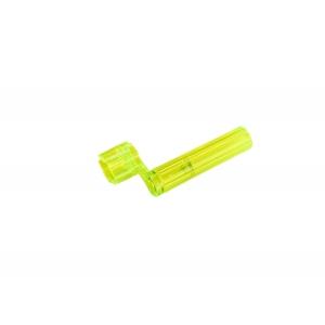 Ortega OSW-DLX-TYE Transparent Yellow korbka do nawijania strun
