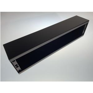 Amex WB100-2U  przyłącze ścienne typu wallbox 19″ 2U/100