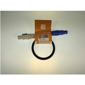 TITANEX przewód zasilający 0,5m Powercon 3x1,5mm 500V  (...)