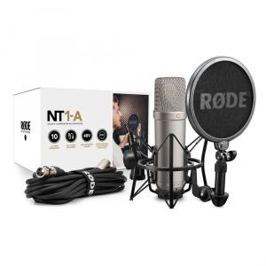 Rode NT1-A Kit studyjny mikrofon pojemnościowy z akcesoriami