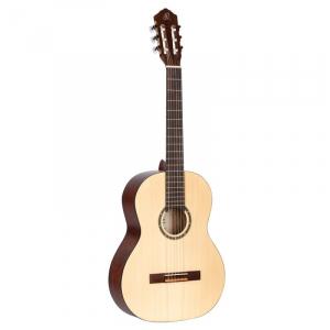 Ortega R55 gitara klasyczna Nylon Solid Spruce Top Satin, 6 strunowa