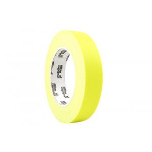 Gafer GFRF24YL taśma fluorescencyjna 24mm x 25m, żółta