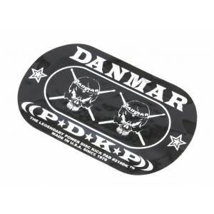 Danmar 210DK Skull Powerdisc łatka pod bijak (podwójna)