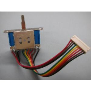Ibanez 3SW1MA0002 przełącznik 5-pozycyjny Lever Switch W/9 TERMINALS EGEN SPECIAL WIRING