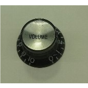 Ibanez 4KB4LA0009 gałka potencjometru VOL. AR725 HAT knob black