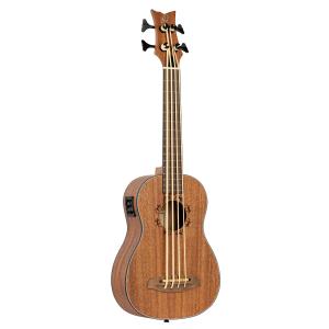 Ortega Lizard BS-GB ukulele basowe z elektroniką i pokrowcem