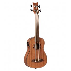 Ortega LIZZY-BSFL-GB ukulele basowe fretless z elektroniką  (...)