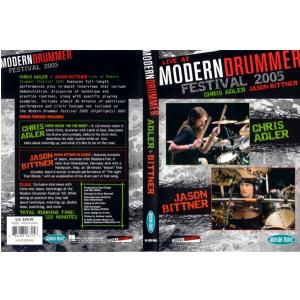 Meinl DVD5 Chris Adler, Jacon Bittner Modern Drummer  (...)