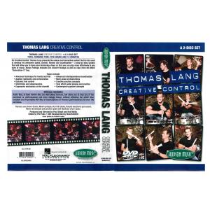 Meinl DVD2 Thomas Lang Creative Control