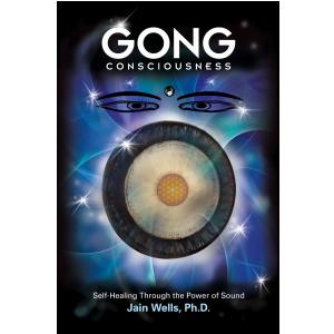 Meinl GONG-BOOK1 Jain Wells Gong Consciousness