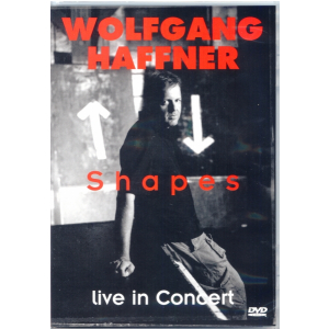 Meinl DVD10 Wolfgang Haffner Shapes Live in Concert