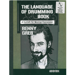 Meinl BGREBBUCH1 Benny Greb The Language Of Drumming 2012  (...)