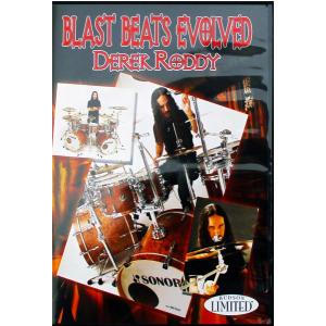 Meinl DVD18 Derek Roddy Blast Beats Evolved
