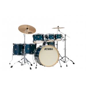 Tama Shell Kit7 Superstar Classic Maple gloss Sapphire Lacebark Pine + Hardwarekit SM5W zestaw perkusyjny