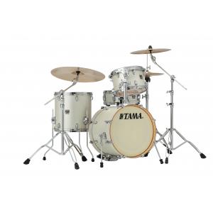 Tama Shell Kit4 Superstar Maple Satin Arctic Pearl zestaw perkusyjny