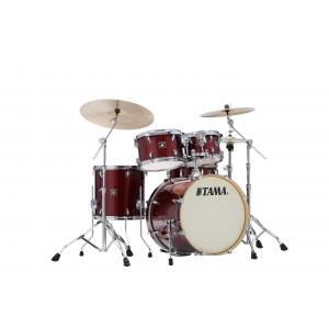 Tama CK50RS-DRP Superstar Maple Dark Red Sparkle zestaw perkusyjny