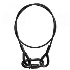 Adam Hall Accessories S 37062 B - Lina zabezpieczająca 3  (...)