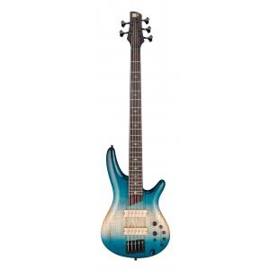 Ibanez SR5CMLTD CIL Caribbean Islet Low Gloss gitara basowa