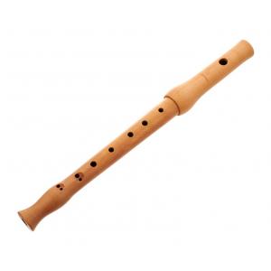 Mollenhauer 8105 Picco flet poprzeczny sopranowy, palcowanie barokowe, podwójne otwory