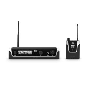 LD Systems U505.1 IEM - Douszny system monitorowy, 514-542 MHz