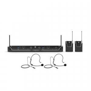 LD Systems U305 BPH 2 - Mikrofon bezprzewodowy nagłowny  (...)