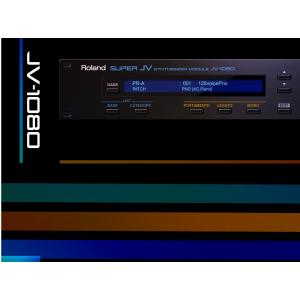 Roland Cloud JV-1080 syntezator programowy