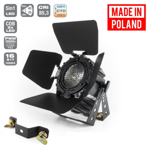 Flash Pro LED PAR 64 250W 2in1 COB WHITE 2200-5200K  (...)