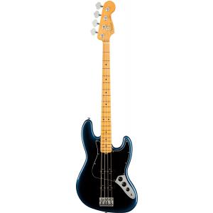 Fender American Professional II Jazz Bass, Maple Fingerboard, Dark Night gitara basowa