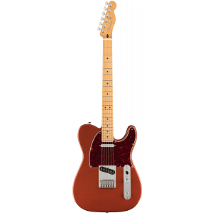Fender Player Plus Telecaster MN Aged Candy Apple Red  (...)