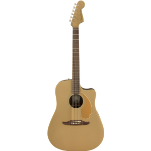 Fender Redondo Player Bronze Satin WN gitara elektroakustyczna