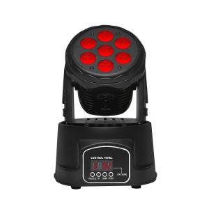 Fractal Mini LED Wash 7x10 - głowica ruchoma typu Wash