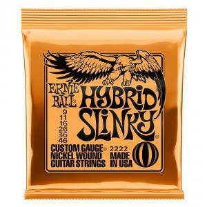 Ernie Ball 2222 NC Hybrid Slinky struny do gitary  (...)