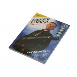 AN Błaś Krzysztof ″Żadnych tajemnic″ + 3 CD