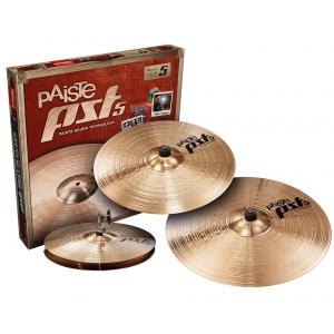 Paiste PST 5  14HH 16C 20R  zestaw talerzy perkusyjnych
