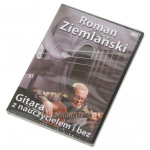 AN Ziemlański Roman ″Gitara z nauczycielem i bez″  DVD