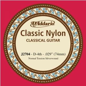 D′Addario J27 D-4 struna do gitary klasycznej