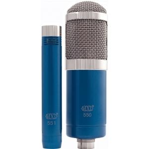 MXL 550/551R zestaw mikrofonów