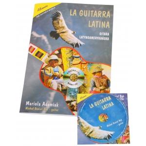 AN Adamiak Mariola ″La Guitarra Latina″  Gitara  (...)
