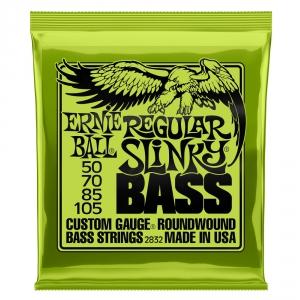 Ernie Ball 2832 NC Regular Slinky Bass struny do gitary  (...)
