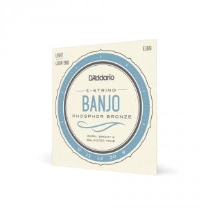 D′Addario J 69 struny do banjo