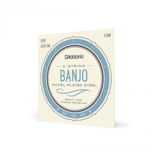 D′Addario J 60 struny do banjo