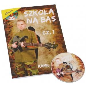 AN Skwara Kamil ″Szkoła na bas cz.1″ + CD