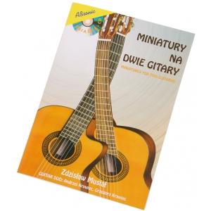 AN Musiał Zdzisław Miniatury na dwie gitary + CD