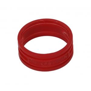 Neutrik XXR 2 pierścień na złącze NC**XX* (czerwony)