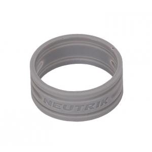 Neutrik XXR 8 pierścień na złącze NC**XX* (szary)