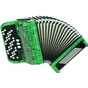 Weltmeister Romance 602  60/72/II/3 akordeon guzikowy,  (...)