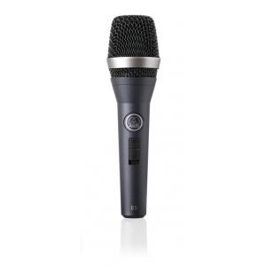 AKG D5S mikrofon dynamiczny z wyłącznikiem