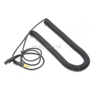 AKG EK-500S przewód do słuchawek AKG - skręcany 5m
