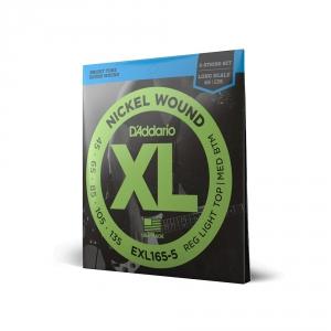 D′Addario EXL 165/5 struny do gitary basowej  (...)